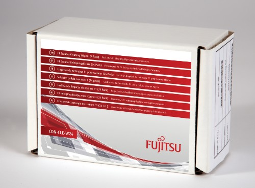 Fujitsu F1 Scanner Cleaning Wipes (24 Pack)
