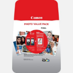 Canon 3712C004 (PG-560 XLCL 561 XL) Ink cartridge multi pack, 14,3ml + 12,2ml, Pack qty 2