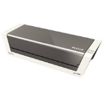 Leitz iLAM Touch 2 Hot laminator 1000mm/min Anthracite, White
