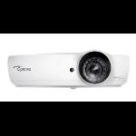 Optoma EH460ST beamer/projector Desktopprojector 4200 ANSI lumens DLP 1080p (1920x1080) 3D Wit