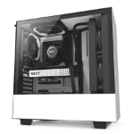 NZXT H500 Midi-Tower White computer case