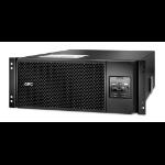APC Smart-UPS On-Line Double-conversion (Online) 6000VA 10AC outlet(s) Rackmount Black uninterruptible power supply (UPS)