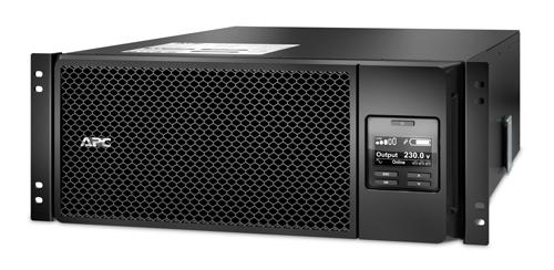APC Smart-UPS On-Line sistema de alimentación ininterrumpida (UPS) Doble conversión (en línea) 6000 VA 6000 W 10 salidas AC