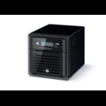 Buffalo TeraStation 5200DRW2 8TB Storage server Ethernet LAN Black