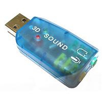 Dynamode USB-SOUNDCARD2.0 audio card 5.1 channels