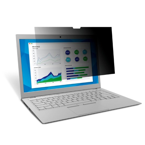 """3M Privacy Filter for 12.1"""" Standard Laptop"""