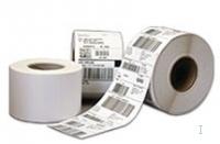 Zebra 02300BK08945 barcode label