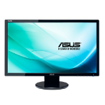 "ASUS VE248HR 24"" Full HD Black computer monitor"