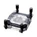 Phanteks Glacier C350A CPU Water Block Acrylic Cover RGB LED - Black Processor liquid cooling