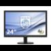 Philips V Line Monitor LCD con SmartControl Lite 243V5LHAB/00
