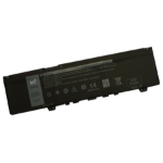 BTI Replacement Battery for Dell Inspiron 5370 7370 7373 7386 replacing OEM part numbers 39DY5 F62G0 RPJC3 // 3-cell 11.4V 3166mAh