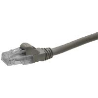 APC DCEPCURJ03GYM netwerkkabel 3 m Cat5e U/UTP (UTP) Grijs
