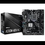 Asrock H310M-HDV/M.2 LGA 1151 (Socket H4) Intel® H310 Micro ATX