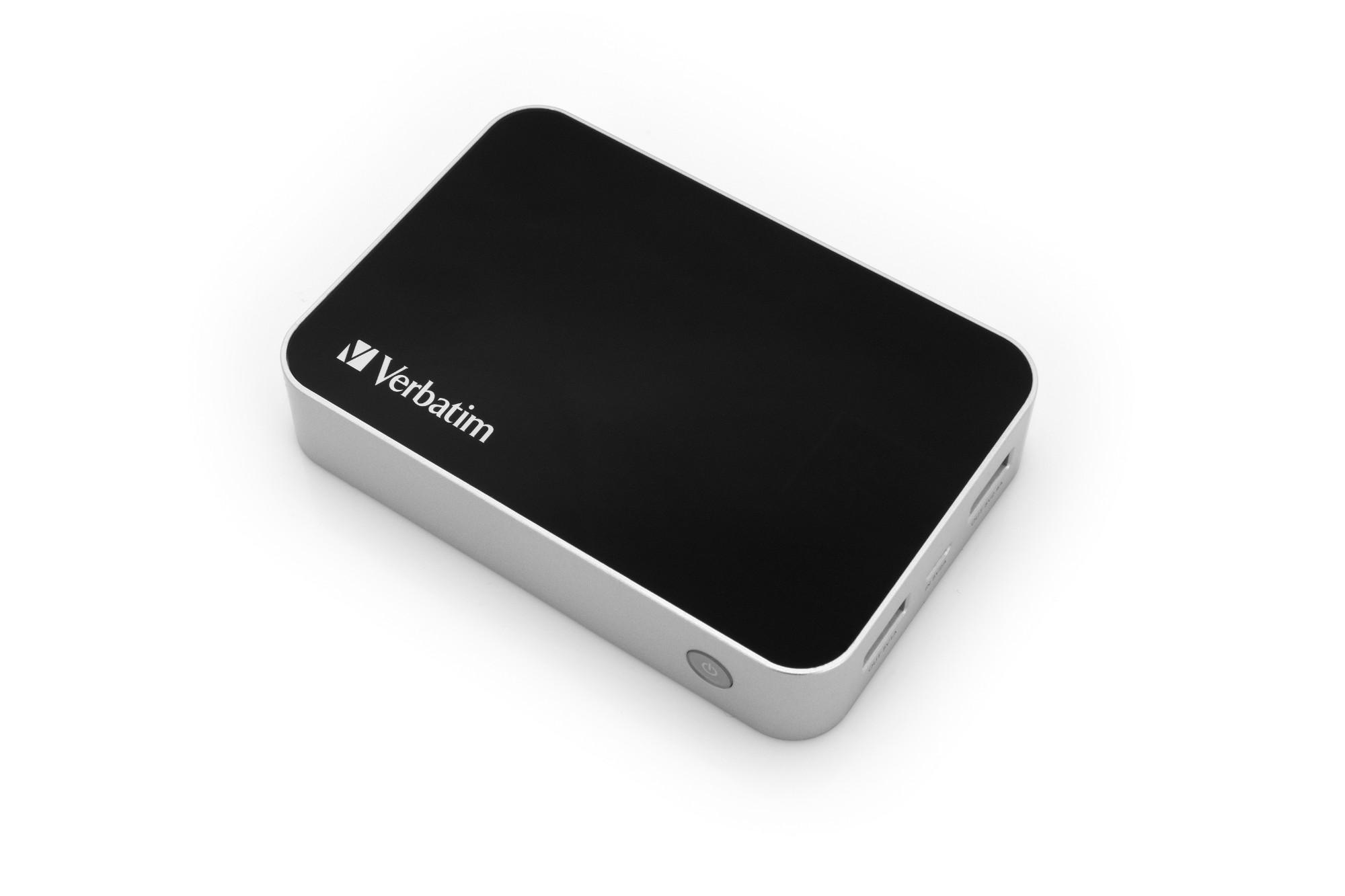 Verbatim Pocket Power Pack 10400mAh