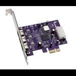 Sonnet FW800-E Internal IEEE 1394/Firewire interface cards/adapter