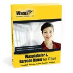 Wasp WaspLabeler & Barcode Maker (10U) bar coding software
