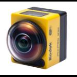 """Kodak PixPro SP360 Explorer Pack cámara para deporte de acción Full HD CMOS 17,52 MP 25,4 / 2,33 mm (1 / 2.33"""") Wifi 103 g"""