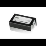 Aten VE800AR AV extender AV receiver Black