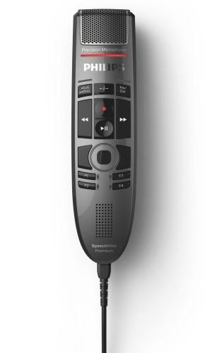 Philips SpeechMike Premium Touch Black
