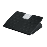 Fellowes Premium foot rest Black