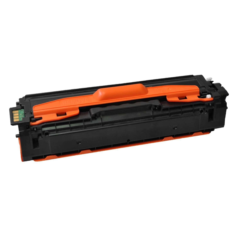 V7 Láser de tóner para ciertas impresoras Samsung CLT-K504S/ELS
