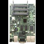 Mikrotik RB433AH router motherboard