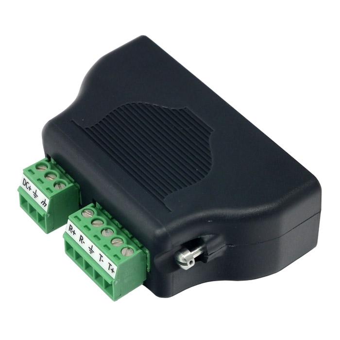 Lantronix Embedded Device Server DB-25M RS-485 Negro