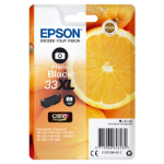 Epson C13T33614012 (33XL) Ink cartridge bright black, 400 pages, 8ml