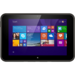 HP Pro Tablet 10 EE G1 64GB Black Tablet