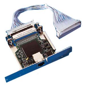 Zebra ZebraNet 10/100 Print Server 100 Mbit/s Internal