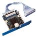 Zebra ZebraNet 10/100 Print Server 100 Mbit/s Interno