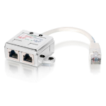 Equip 2-Port Cat.5e RJ45 Splitter