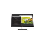 "HP Z24nf G2 computer monitor 60.5 cm (23.8"") Full HD LED Flat Matt Black"