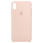 Apple MTFD2ZM/A mobile phone case 16,5 cm (6.5 Zoll) Hauthülle Pink,Sand
