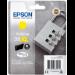 Epson Padlock Singlepack Yellow 35XL DURABrite Ultra Ink