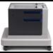 HP LaserJet Color 500-sheet Paper Feeder and Cabinet