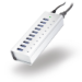 ALOGIC 10 Port USB Hub with USB Charging -Includes Power Adapter - Prime Series
