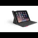Logitech Type+ Bluetooth QWERTY UK English Black mobile device keyboard