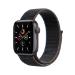 Apple Watch SE 40 mm OLED 4G Gris GPS (satélite)