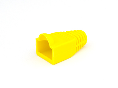 Videk 7115-Y cable boot Yellow 10 pc(s)