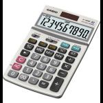 Casio JF-100MS Desktop Basic calculator Grey calculator