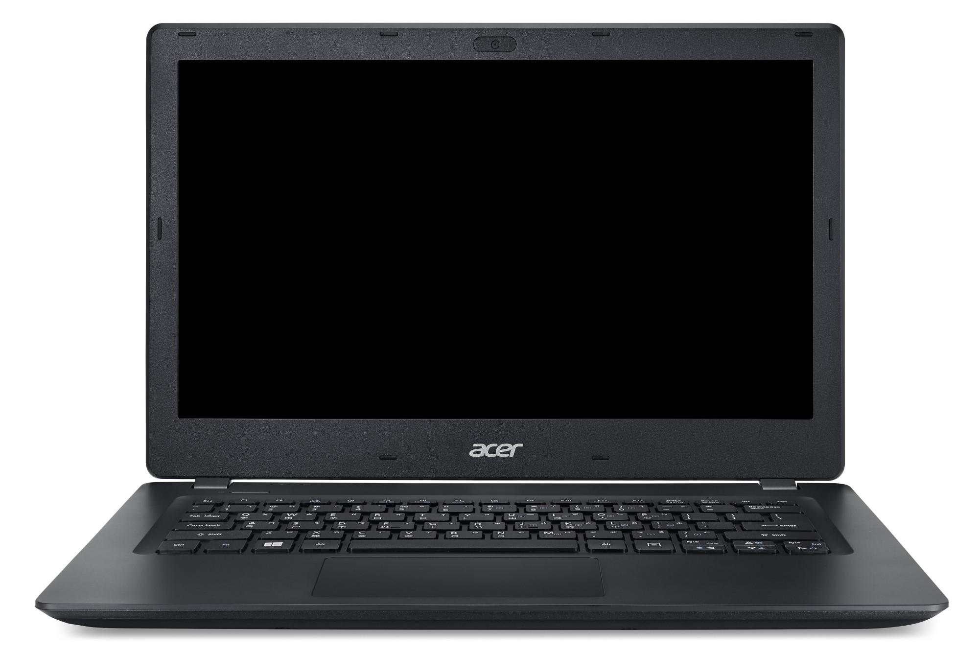 "Acer TravelMate P238-M-32RQ 2.3GHz i3-6100U 13.3"" 1366 x 768pixels Black Notebook"