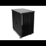 iStarUSA WD-1880-WT rack cabinet 18U Freestanding rack Black