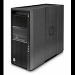 HP Z 840 2.4GHz E5-2620V3 Tower Black