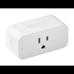 Amazon B01MZEEFNX smart plug White Home