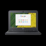 "Acer Chromebook 11.6"" HD Acer ComfyView LCD,Intel Celeron N3160, 4GB DDR3,16GB SSD,GOOGLE OS,3 cell Li-io"