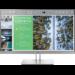 "HP EliteDisplay E243 60.5 cm (23.8"") 1920 x 1080 pixels Full HD LED Black,Silver"