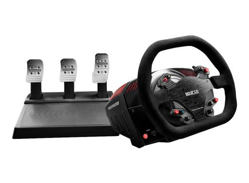 Thrustmaster TS-XW Racer Sparco P310 Stuurwiel + pedalen PC,Xbox One Digitaal Zwart