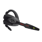 Trust GXT 320 Monaural Ear-hook Black headset