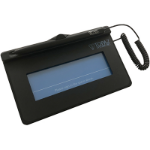 Topaz Systems T-S460-HSB-R signature capture pad LCD Black